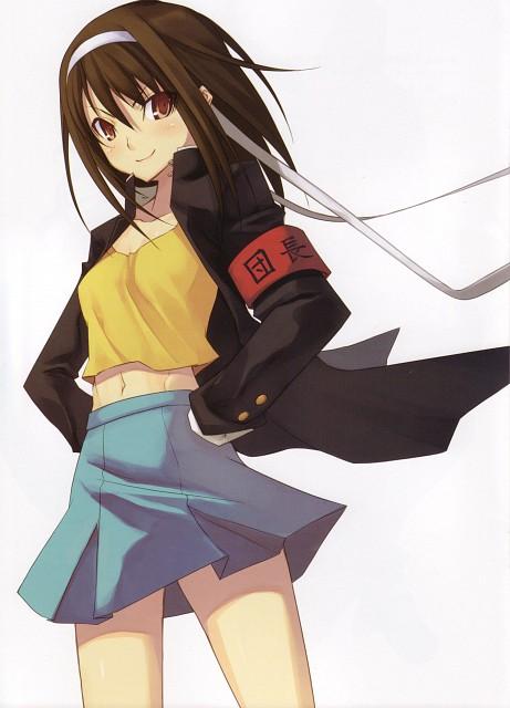 Shingo, Missing Link, The Melancholy of Suzumiya Haruhi, Haruhi Suzumiya, Doujinshi
