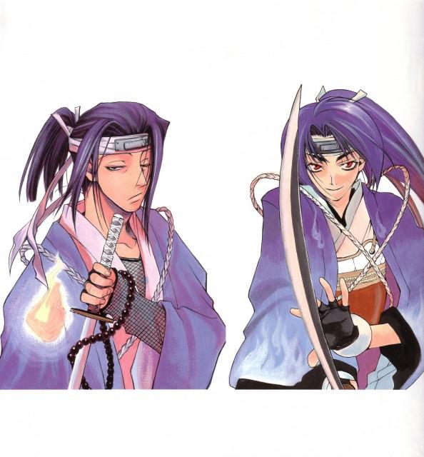 Nanae Chrono, Peacemaker Kurogane, Hajime Saitou (Peacemaker Kurogane), Souji Okita (Peacemaker Kurogane), Occupations