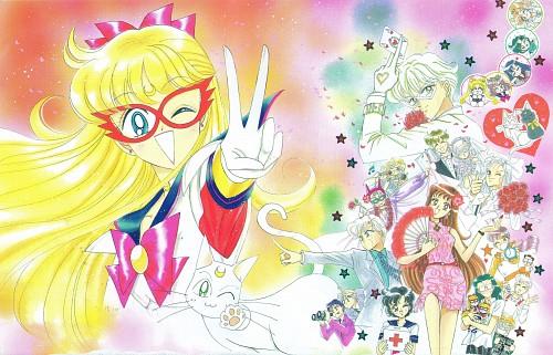Naoko Takeuchi, Codename: Sailor V, Bishoujo Senshi Sailor Moon, Ami Mizuno, Gurikazu Amano