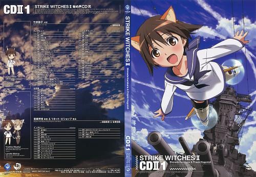 Gonzo, Anime International Company, Strike Witches, Yoshika Miyafuji