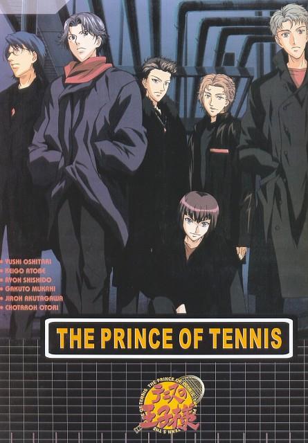 Takeshi Konomi, J.C. Staff, Prince of Tennis, Gakuto Mukahi, Ryo Shishido