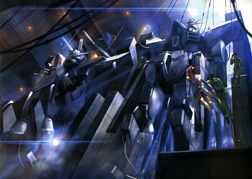 Sunrise (Studio), Mobile Suit Gundam SEED Destiny, Gundam Perfect Files, Lacus Clyne