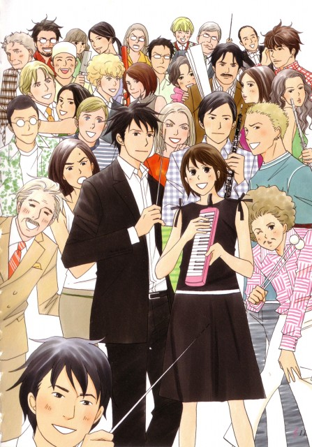Tomoko Ninomiya, J.C. Staff, Nodame Cantabile, Nodame Cantabile CD Selection Book 2, Roland Chevalier