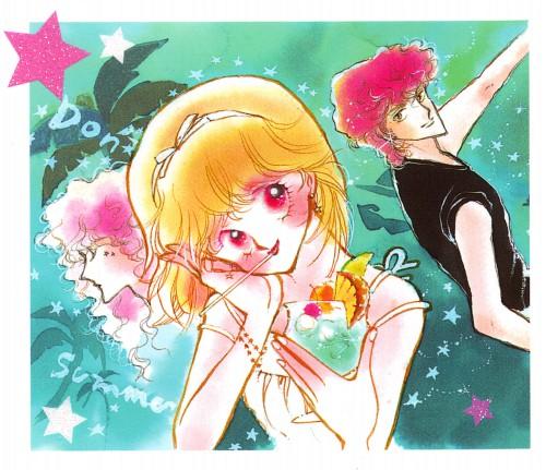 Kaoru Tada, Toei Animation, Ai Shite Night, Satomi Okawa, Go Kato