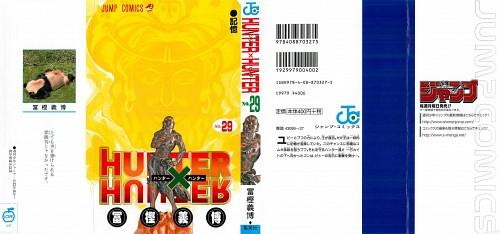 Yoshihiro Togashi, Madhouse, Hunter x Hunter, Manga Cover