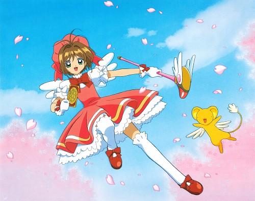CLAMP, Madhouse, Cardcaptor Sakura, Cheerio!, Keroberos