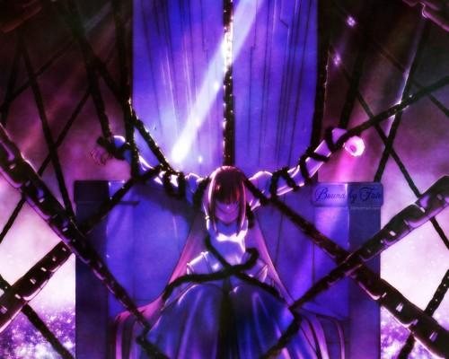 TYPE-MOON, Shingetsutan Tsukihime, Archetype Earth Wallpaper