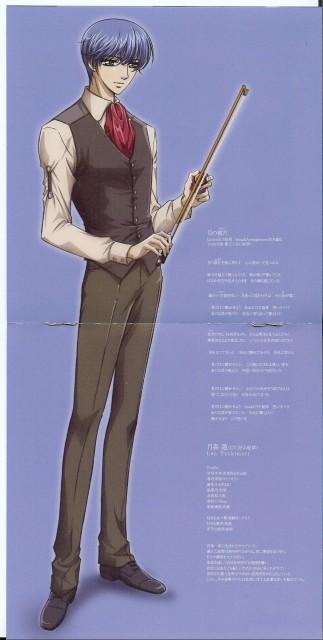 Yuki Kure, Yumeta Company, Koei, Kiniro no Corda, Len Tsukimori