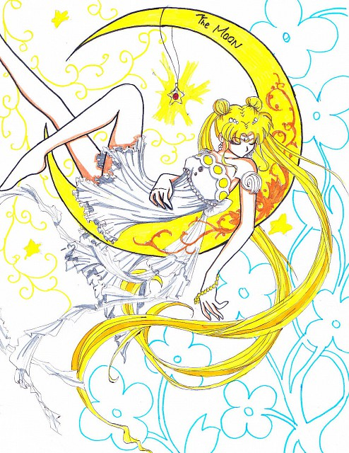 Naoko Takeuchi, Toei Animation, Bishoujo Senshi Sailor Moon, Princess Serenity, Member Art