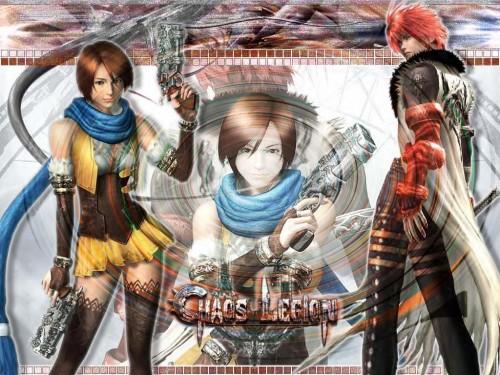 Capcom, Chaos Legion, Sieg Wahrheit, Arcia Rinslet Wallpaper