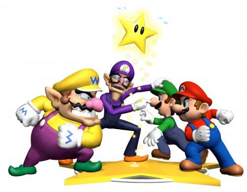 Nintendo, Super Mario, Luigi, Mario (Character), Waluigi