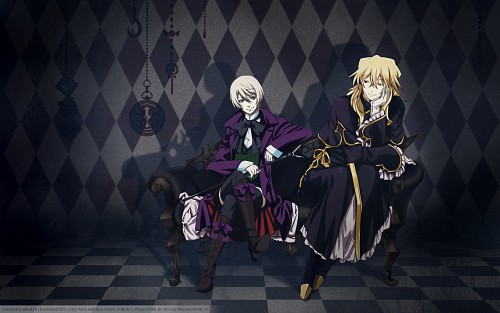 Yana Toboso, Jun Mochizuki, Xebec, A-1 Pictures, Pandora Hearts Wallpaper
