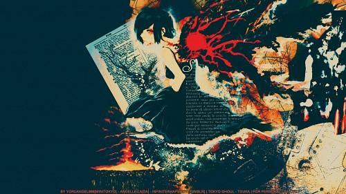Sui Ishida, Tokyo Ghoul, Touka Kirishima Wallpaper