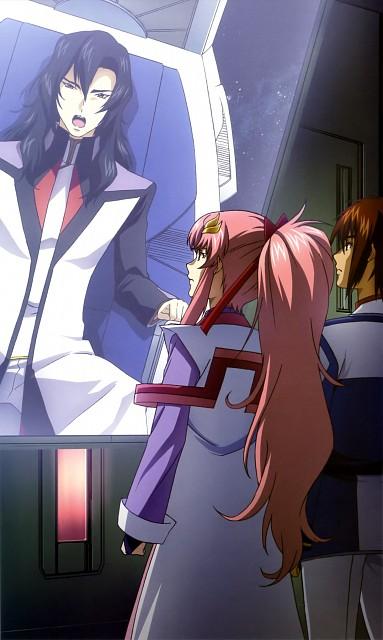 Hisashi Hirai, Sunrise (Studio), Mobile Suit Gundam SEED Destiny, Gundam Perfect Files, Kira Yamato