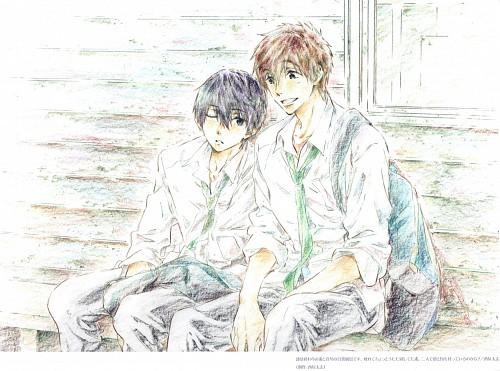 Futoshi Nishiya, Kyoto Animation, Free!, Haruka Nanase (Free!), Makoto Tachibana
