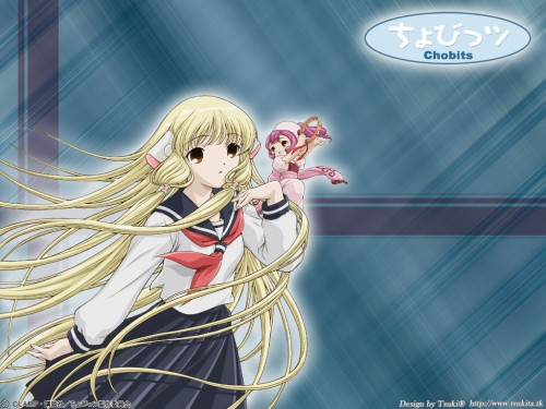 CLAMP, Madhouse, Chobits, Sumomo, Chii Wallpaper