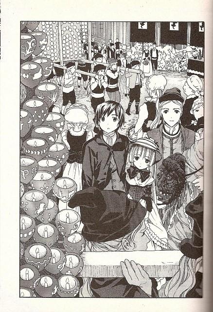 Hinata Takeda, BONES, Gosick, Kazuya Kujo, Victorique De Blois