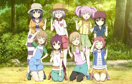 Namori, Dogakobo, Yuru Yuri, Chinatsu Yoshikawa, Himawari Furutani
