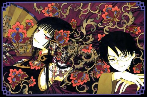 CLAMP, xxxHOLiC, Yuuko Ichihara, Kimihiro Watanuki, Calendar