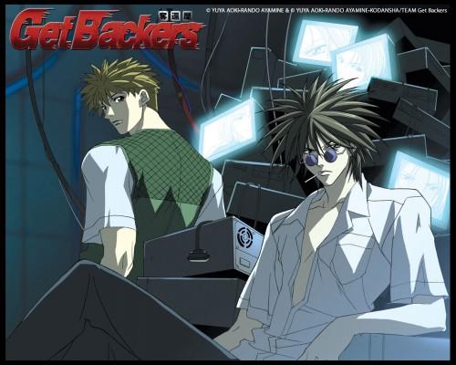 Get Backers, Ginji Amano, Ban Mido