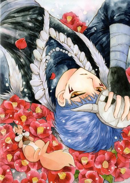 Mizuho Kusanagi, Studio Pierrot, Akatsuki no Yona, Shin-ah, Postcard