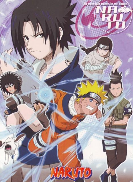 Studio Pierrot, Naruto, Akamaru (Naruto), Naruto Uzumaki, Kiba Inuzuka