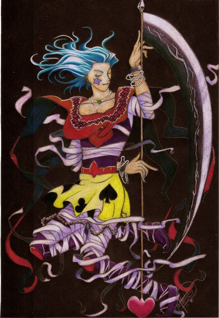 Hunter x Hunter, Hisoka, Member Art