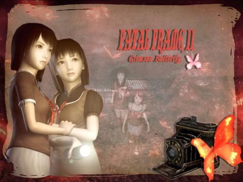 Tecmo, Fatal Frame, Mio Amakura, Mayu Amakura Wallpaper