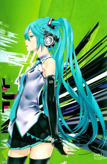 redjuice, EXT: redjuicegraphics works magazine 2009 summer, Vocaloid, Miku Hatsune, Comic Market 76