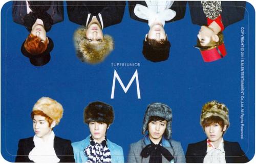 Sungmin, Donghae, Zhou Mi, Super Junior, Henry Lau