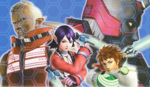 Sega, Phantasy Star Series, Karen Erra, Ethan Waber