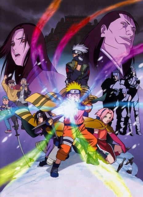 Studio Pierrot, Naruto, Naruto Uzumaki, Doto Kazahana, Sasuke Uchiha