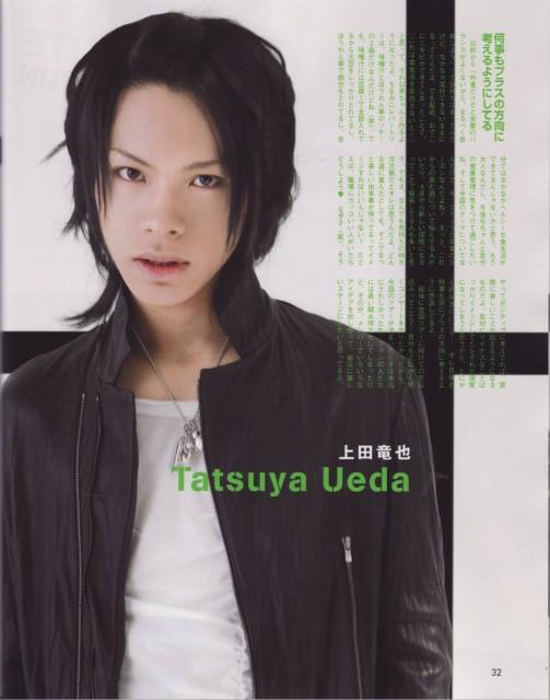 Tatsuya Ueda  Kat-Tun  Ueda Tatsuya  route Tatsuya Ueda
