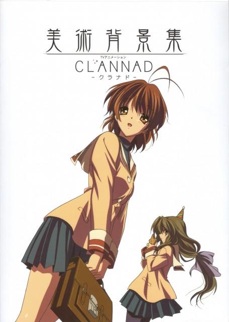 Clannad, Fuko Ibuki, Nagisa Furukawa