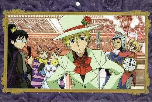 Hatori Bisco, BONES, Ouran High School Host Club, Tamaki Suoh, Kaoru Hitachiin