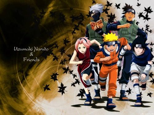 Masashi Kishimoto, Studio Pierrot, Naruto, Naruto Uzumaki, Iruka Umino Wallpaper