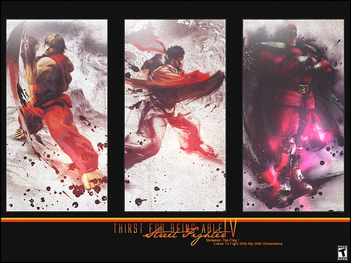 Capcom, Street Fighter, M. Bison Wallpaper