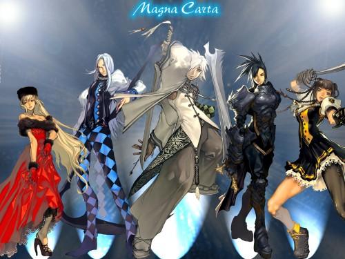 Hyung-Tae Kim, Magna Carta: Crimson Stigmata, Magna Carta: Phantom of Avalanche, Adora, Ferenan Wallpaper