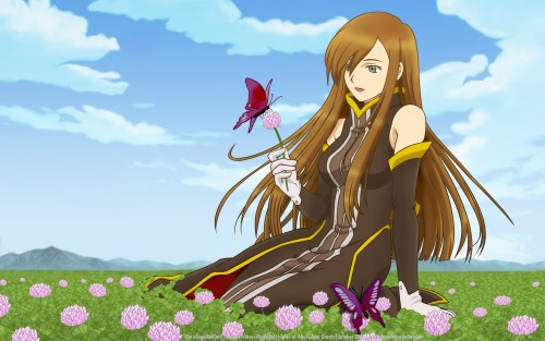Kousuke Fujishima, Tales of the Abyss, Tear Grants Wallpaper