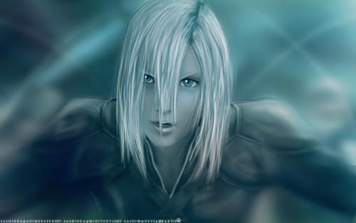 Final Fantasy VII: Advent Children, Kadaj Wallpaper