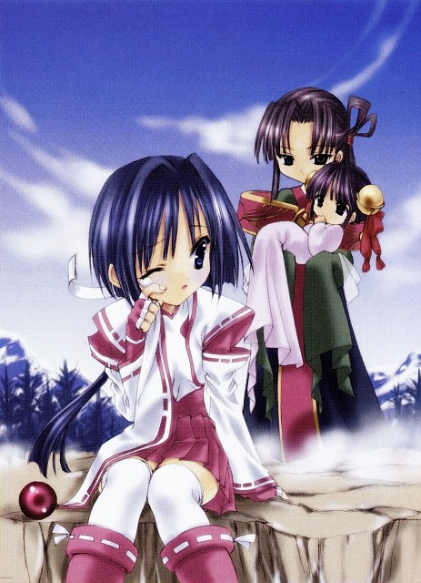 Aoi Nanase, Report of Nature Spirits, Seven Colors of the Wind, Miri (Report of Nature Spirits)
