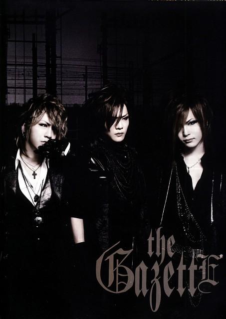 Uruha, Gazette, Ruki, Kai
