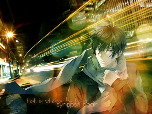Psychic Detective Yakumo Wallpaper