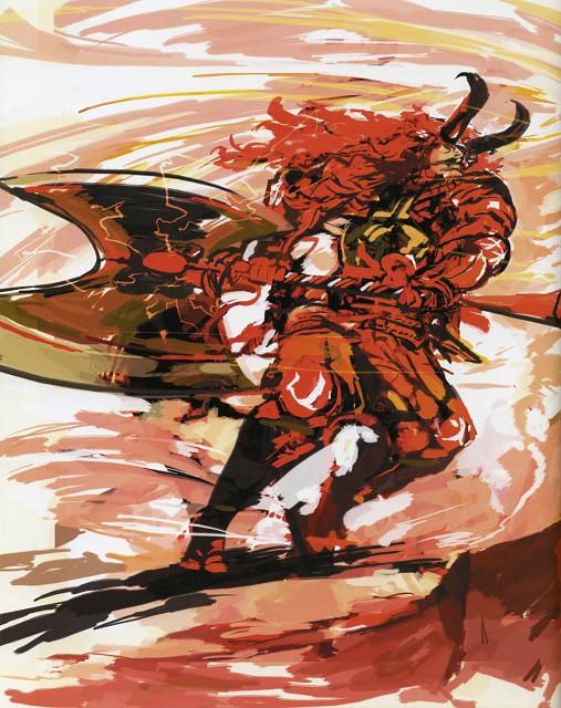 Makoto Tsuchibayashi, Capcom, Design Works, Sengoku Basara, Shingen Takeda