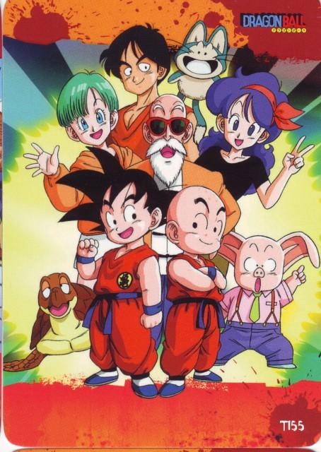 Akira Toriyama, Toei Animation, Dragon Ball, Muten Roshi, Yamcha