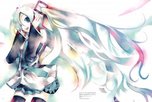KEI, Keigarou - KEI's Gallery, Vocaloid, Miku Hatsune