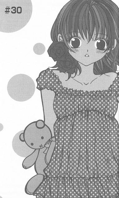 Go Ikeyamada, Moe Kare, Hikaru Wakamiya, Chapter Cover