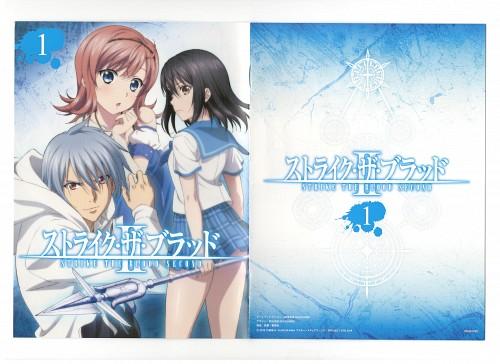 Silver Link, Strike the Blood, Kojou Akatsuki, Yukina Himeragi, Yume Eguchi