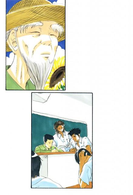 Takeshi Konomi, J.C. Staff, Prince of Tennis, Harukaze Kurobane, Ojii