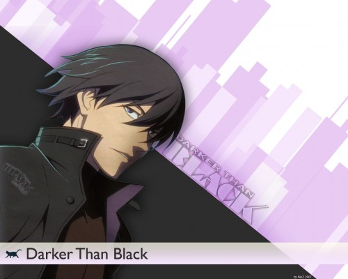 Yuji Iwahara, BONES, Darker than Black, Hei Wallpaper